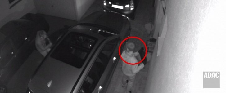 Adac Video Reveals How Easily Keyless Cars Can Be Stolen Autoevolution