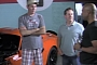 Adam Carolla Meets the 2014 SRT Viper TA