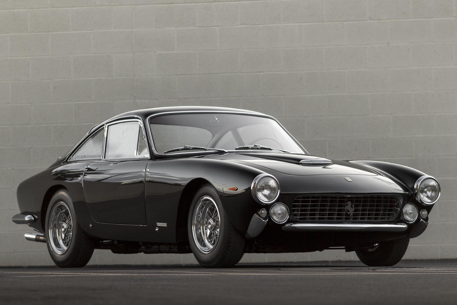 Adam Levine S 1963 Ferrari 250gt Berlinetta Lusso Goes Under The Hammer Autoevolution