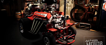 Add A Motor To It: Chevy V8 Barstool [Video]