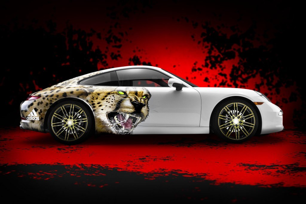 adidas is giving away three porsche 911 carrera at this year's nfl