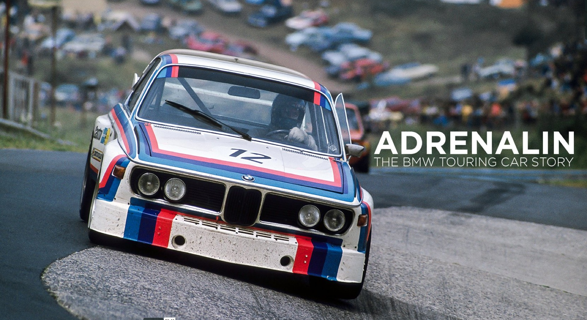Adrenalin The Bmw Touring Car Story