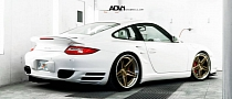 ADV.1 Wheels for Porsche 911 Turbo [Photo Gallery]