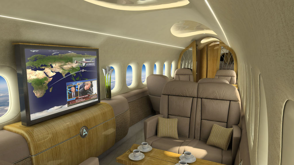 aerion jet to revive supersonic civilian flight. Black Bedroom Furniture Sets. Home Design Ideas