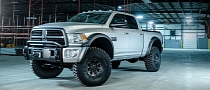 AEV Ram Concept Vehicle Headed for SEMA 2013