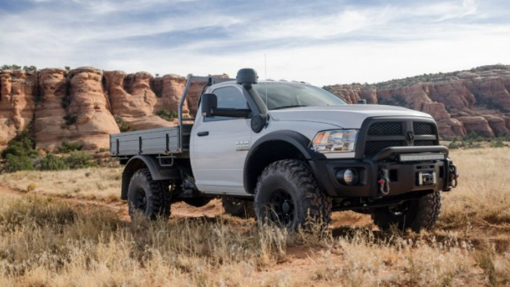 Ram Prospector Xl For Sale >> AEV Ram Pickup Truck is the Ultimate Full-Size Overland Vehicle - autoevolution