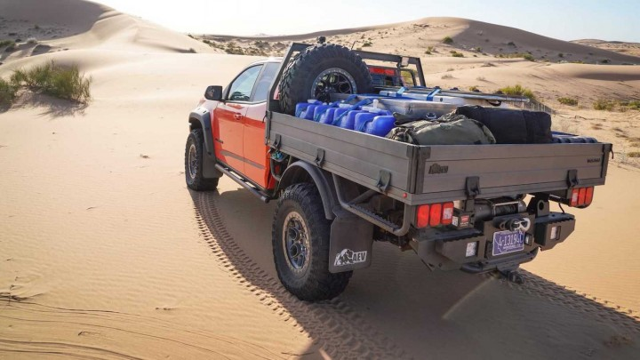 AEV Turns the Chevrolet Colorado ZR2 Bison Into the Tray ...