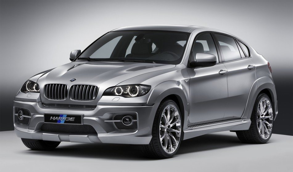 aftermarket bmw x6 by hartge autoevolution. Black Bedroom Furniture Sets. Home Design Ideas