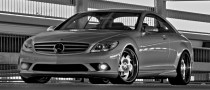 Aftermarket Mercedes Benz CL500/550 by WAM