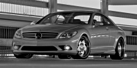 The customized Mercedes CL550