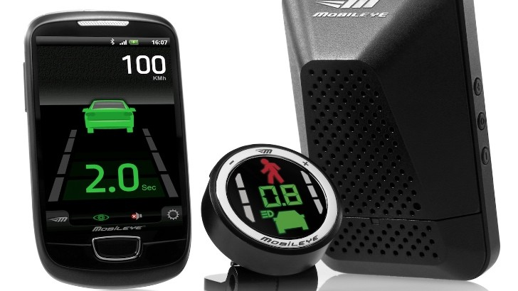 Aftermarket Safety System Mobileye 560 Reviewed by Consumer Reports [Video]
