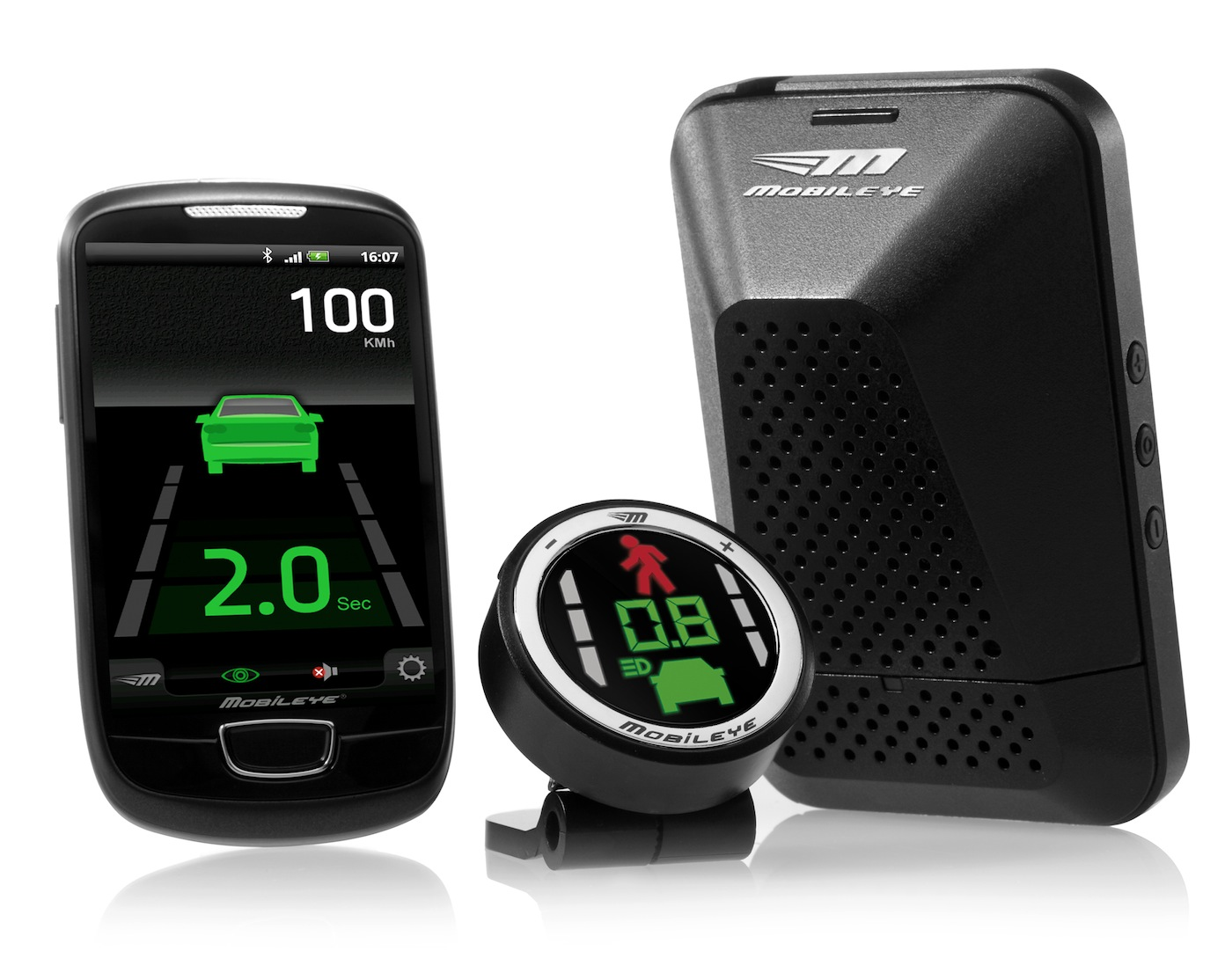 Aftermarket Safety System Mobileye 560 Reviewed By