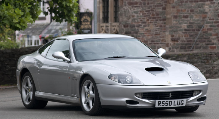 Afzal Kahn's First Ferrari For Sale
