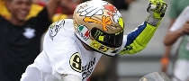 AGV Launches THE CHICKEN GP-Tech Helmet Edition