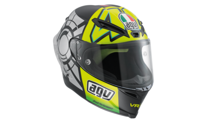 AGV Surfaces the CORSA Limited Edition Helmet [Photo Gallery]