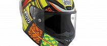 AGV Surfaces the Pista GP Rossi Replica Helmet [Photo Gallery]