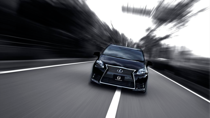 Aimgain Kit Transforms Toyota Prius Into Lexus [Photo Gallery]
