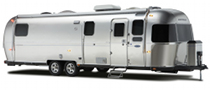 Airstream Trailer Shines in Chicago