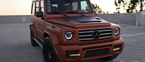 AKA Eurosport G55 AMG Copper Edition [Photo Gallery]