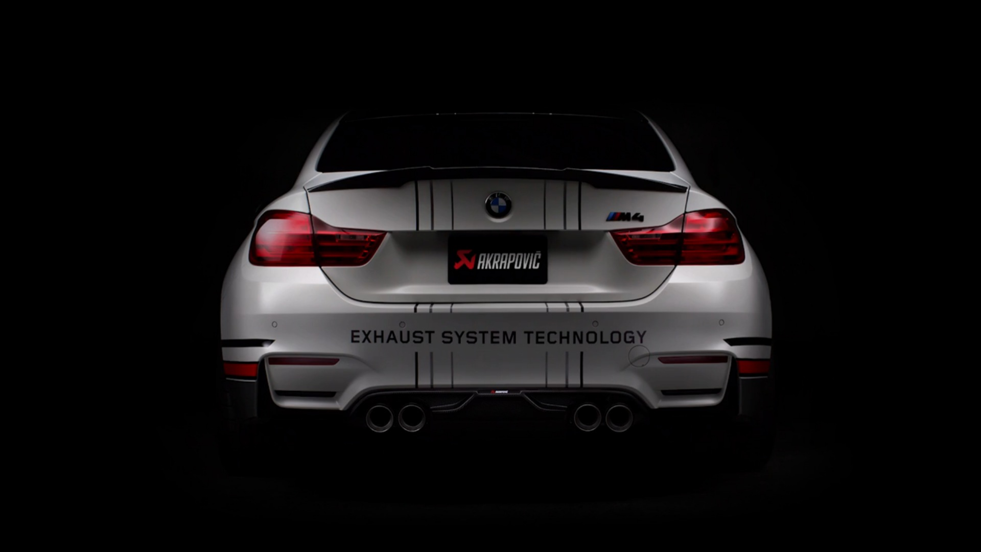 akrapovic bmw m4 exhaust commercial tells the story of a. Black Bedroom Furniture Sets. Home Design Ideas