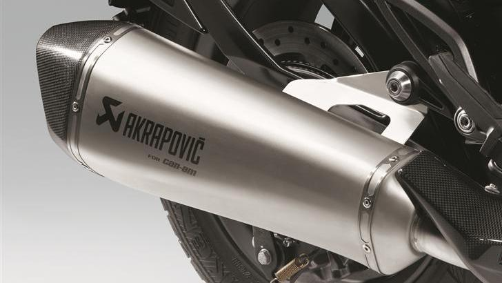 Akrapovic Is the Official Exhaust Provider for Can-Am
