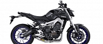 Akrapovic Shows Yamaha FZ-09/MT-09 Exhaust