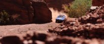 Al-Attiyah Grabs Stage 3 of 2011 Dakar Rally