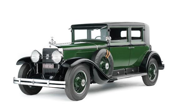 Al Capone's Cadillac Goes Under the Hammer - autoevolution