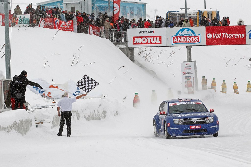 alain prost wins val thorens race in trophee andros autoevolution. Black Bedroom Furniture Sets. Home Design Ideas