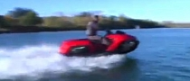 Alan Gibbs  Presents the Quadski [Video]