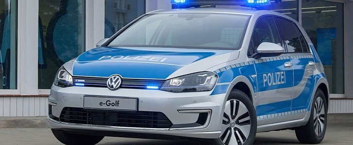 Albanian Police Gets Electric Cars But There S No
