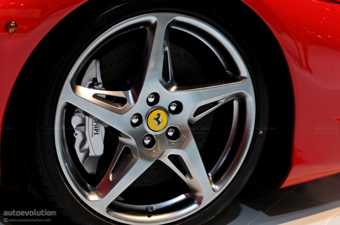 Alcoa Forges New Rims For Ferrari 458 Italia Autoevolution