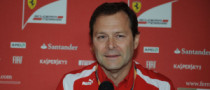 Aldo Costa Leaves Technical Job at Ferrari