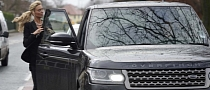 Alex Gerrard Drives the 2013 Range Rover
