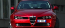 Alfa Romeo 159 Upgraded with New Engines