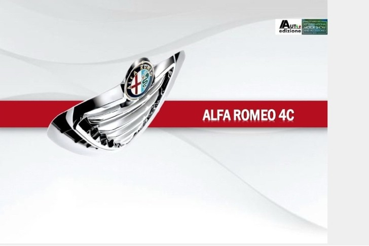 Alfa Romeo 4C Full Specs Revealed by Leaked Brochure [Photo Gallery]
