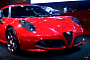 Alfa Romeo 4C Makes Local Debut at Dubai Motor Show [Video]