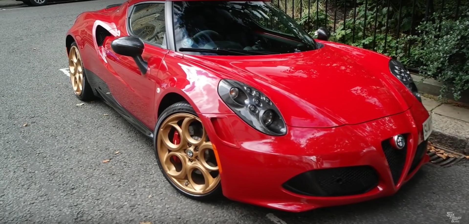 Alfa romeo quadrifoglio price uk 10
