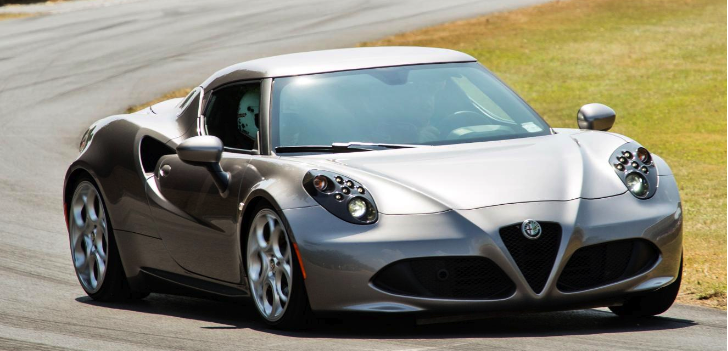 Alfa Romeo 4C Reportedly Laps the Nurburgring in 8:04