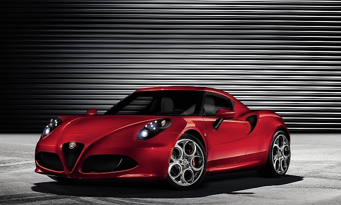 Alfa Romeo 4C US Pricing Announced