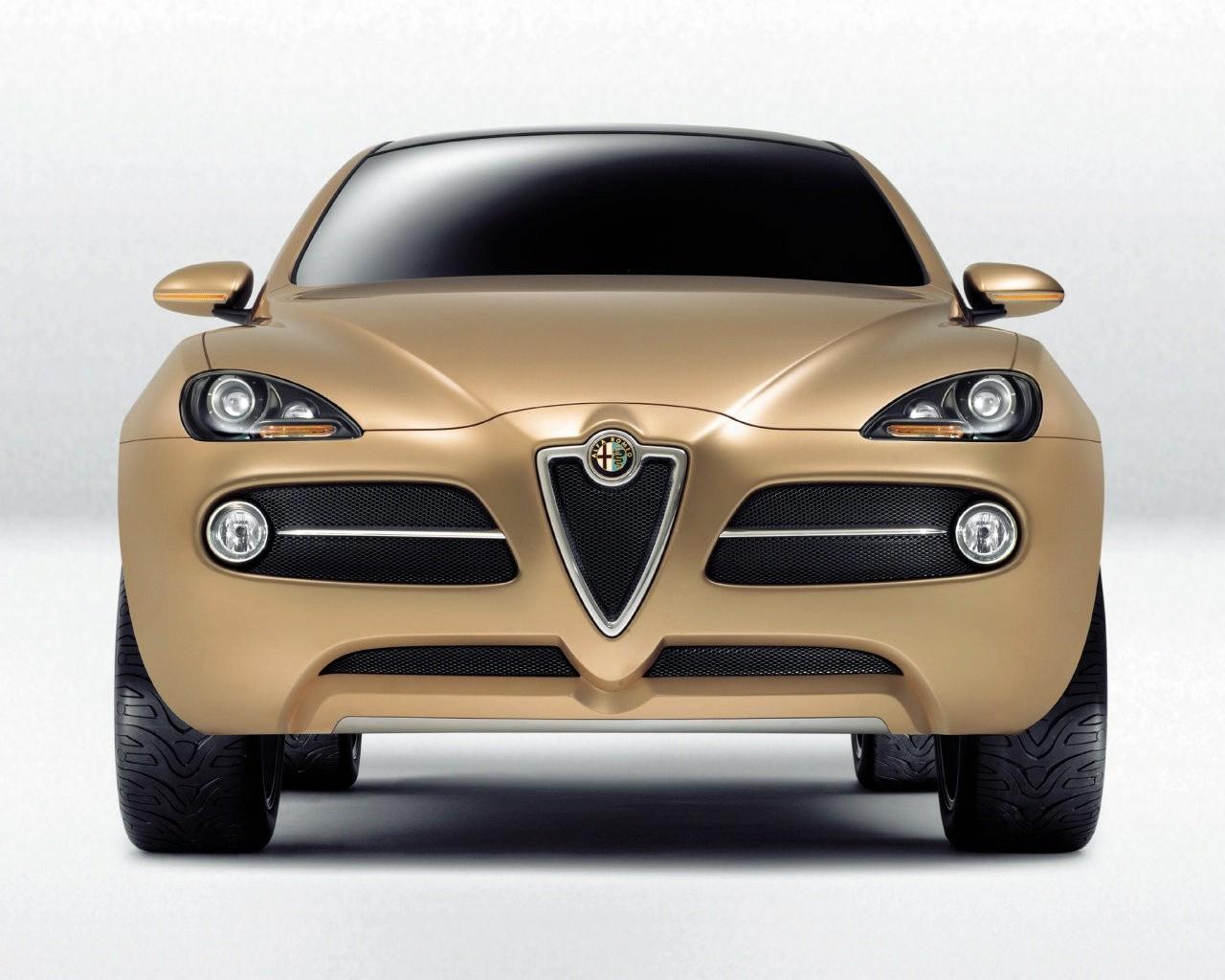 Alfa Suv News Alfa Romeo Confirms Suv by