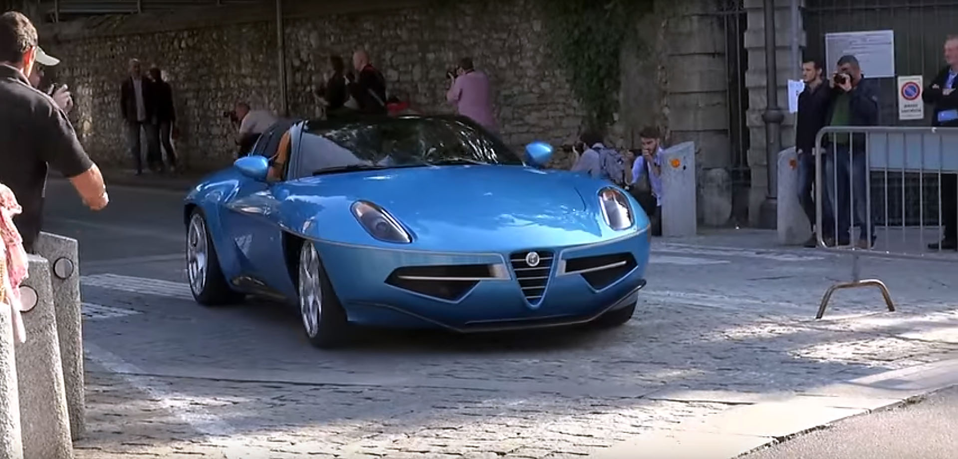 Alfa Romeo Disco Volante Spyder Is The Reason Why People Love Alfas Autoevolution