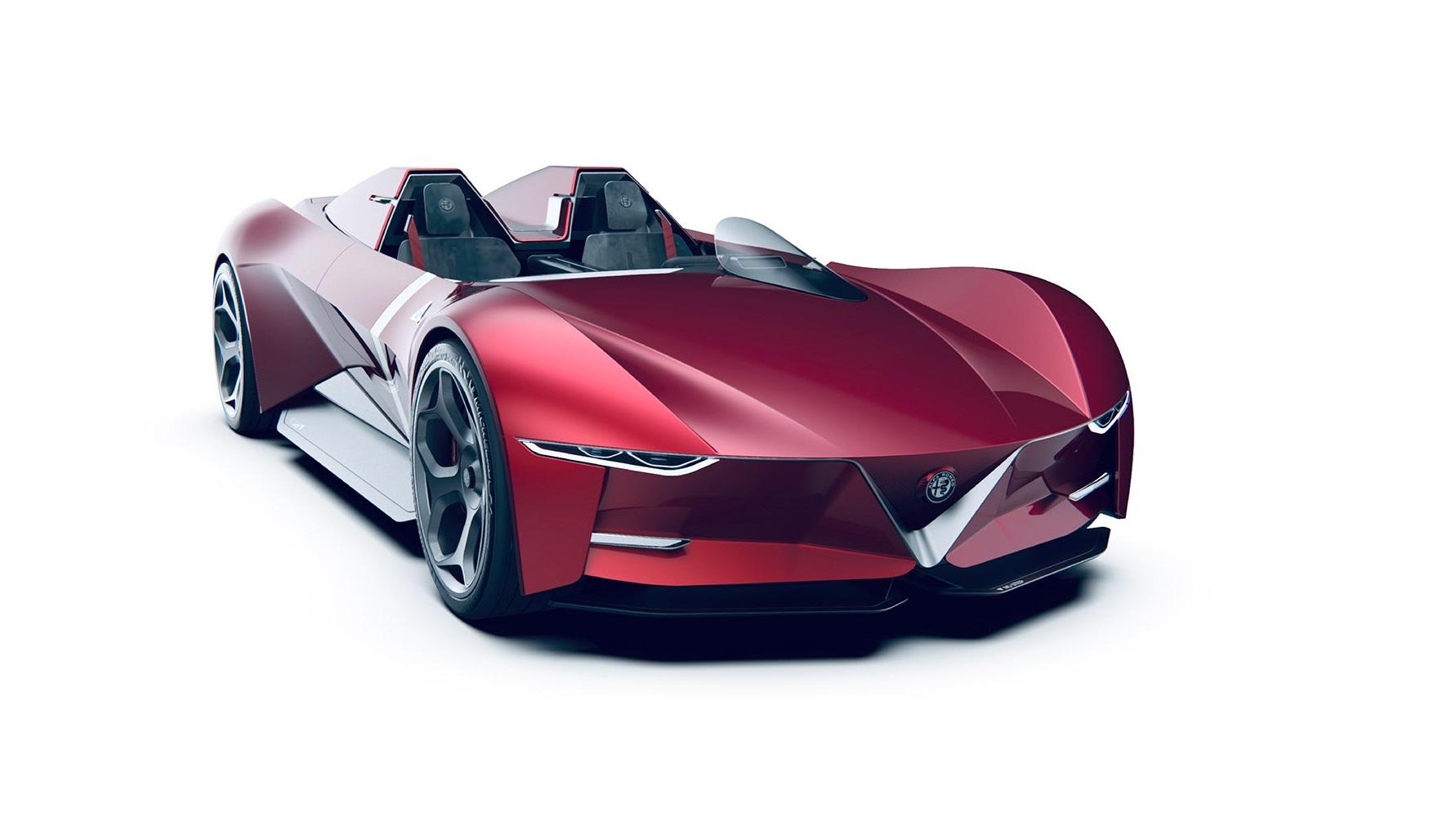 2020 Alfa Romeo Duetto Prices