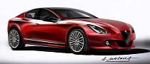 Alfa Romeo Flagship Underpinned by Maserati? Yes, Please!