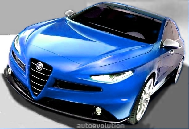 Alfa Romeo Giulia News Alfa Romeo Giulia to be Fwd