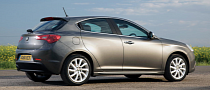 Alfa Romeo Giulietta Gets TCT Transmission in the UK