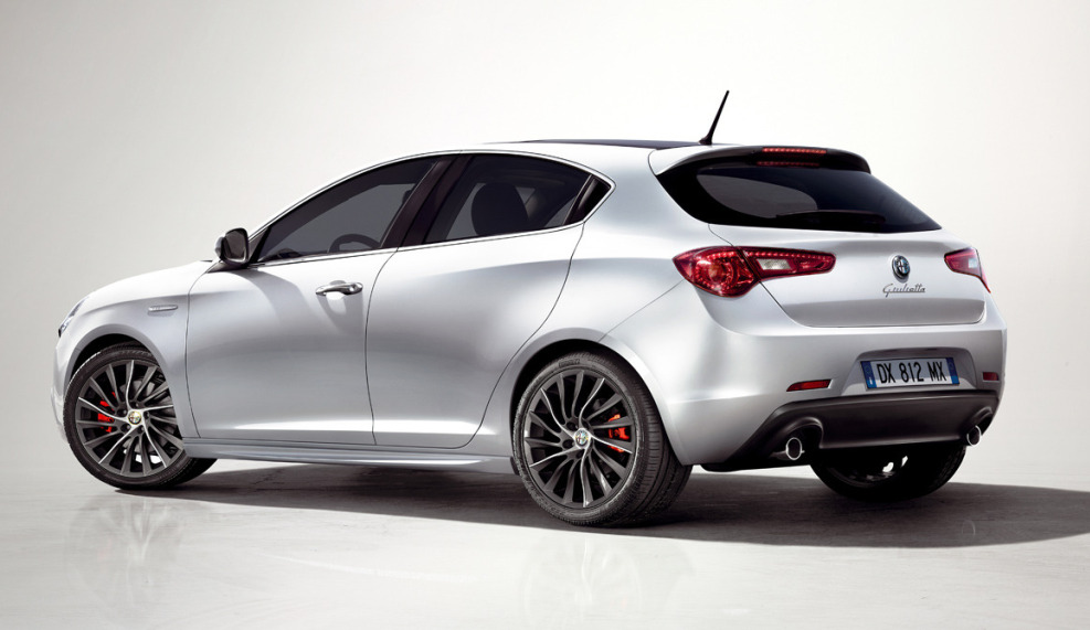 alfa romeo giulietta to use chrysler hybrid powertrain autoevolution. Black Bedroom Furniture Sets. Home Design Ideas