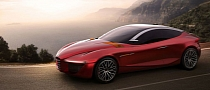Alfa Romeo IED Gloria Concept Coming to Geneva