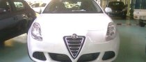 Alfa Romeo Milano Leaked Photo Gallery