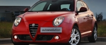 Alfa Romeo MiTo 1.4 Turbo LPG Released